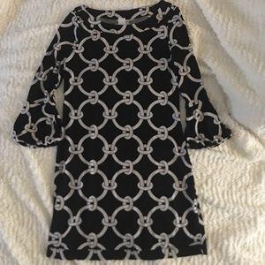 White House Black Market 3/4 sleeve dress